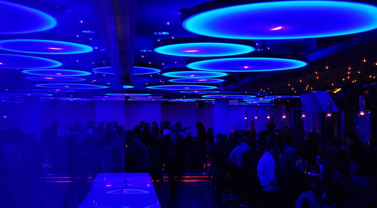 Athens Hilton Galaxy Bar