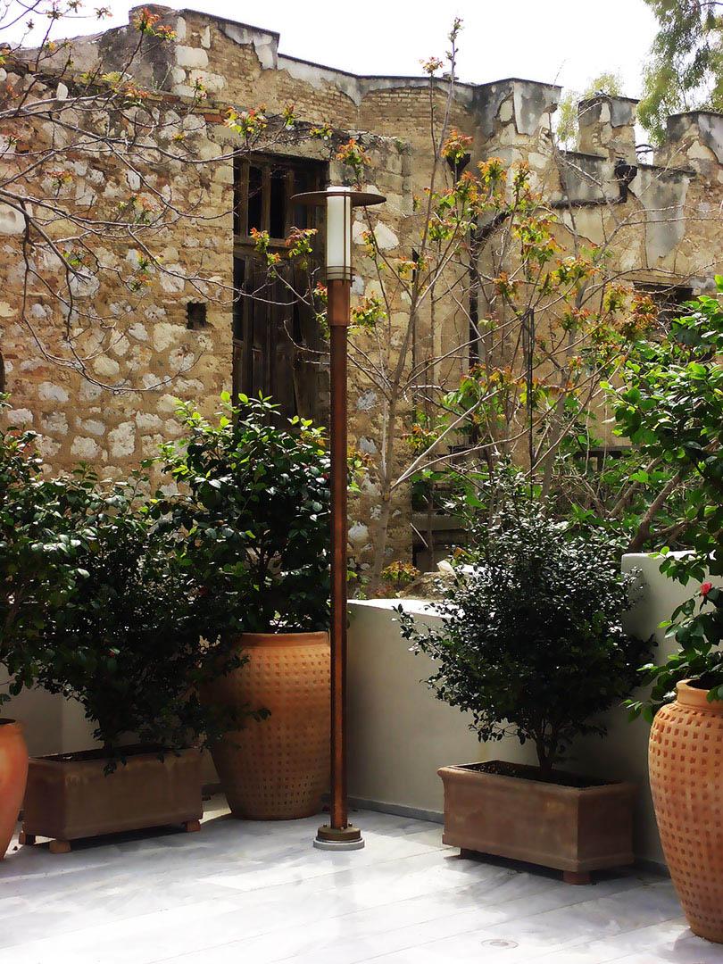 Private Residence in Plaka